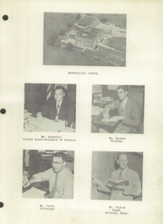 Page 11, 1954 Edition, Montmorenci High School - Tigerette Yearbook (Montmorenci, IN) online yearbook collection