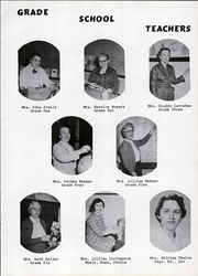 Page 13, 1960 Edition, Montmorenci High School - Tigerette Yearbook (Montmorenci, IN) online yearbook collection
