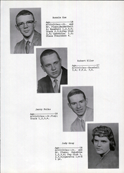 Page 17, 1960 Edition, Montmorenci High School - Tigerette Yearbook (Montmorenci, IN) online yearbook collection