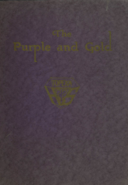 1922 Edition, Topeka High School - Purple and Gold Yearbook (Topeka, IN)