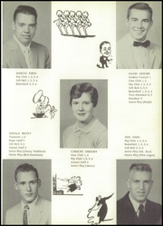 Page 11, 1958 Edition, Helmsburg High School - Tiger Echoes Yearbook (Helmsburg, IN) online yearbook collection