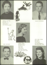 Page 12, 1958 Edition, Helmsburg High School - Tiger Echoes Yearbook (Helmsburg, IN) online yearbook collection