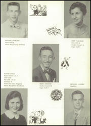 Page 13, 1958 Edition, Helmsburg High School - Tiger Echoes Yearbook (Helmsburg, IN) online yearbook collection