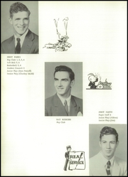 Page 14, 1958 Edition, Helmsburg High School - Tiger Echoes Yearbook (Helmsburg, IN) online yearbook collection