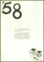 Page 6, 1958 Edition, Helmsburg High School - Tiger Echoes Yearbook (Helmsburg, IN) online yearbook collection