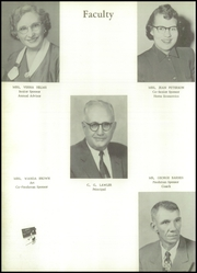 Page 8, 1958 Edition, Helmsburg High School - Tiger Echoes Yearbook (Helmsburg, IN) online yearbook collection
