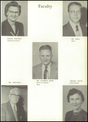 Page 9, 1958 Edition, Helmsburg High School - Tiger Echoes Yearbook (Helmsburg, IN) online yearbook collection