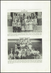 Page 17, 1949 Edition, Jackson Township High School - Blackboard Yearbook (Jamestown, IN) online yearbook collection