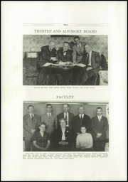 Page 4, 1949 Edition, Jackson Township High School - Blackboard Yearbook (Jamestown, IN) online yearbook collection