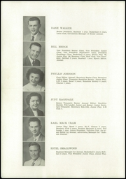 Page 6, 1949 Edition, Jackson Township High School - Blackboard Yearbook (Jamestown, IN) online yearbook collection