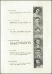 Page 7, 1949 Edition, Jackson Township High School - Blackboard Yearbook (Jamestown, IN) online yearbook collection