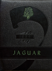 Page 1, 1954 Edition, Jackson Center High School - Jaguar Yearbook (Bluffton, IN) online yearbook collection