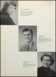 Page 10, 1954 Edition, Jackson Center High School - Jaguar Yearbook (Bluffton, IN) online yearbook collection