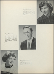 Page 11, 1954 Edition, Jackson Center High School - Jaguar Yearbook (Bluffton, IN) online yearbook collection