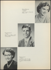 Page 13, 1954 Edition, Jackson Center High School - Jaguar Yearbook (Bluffton, IN) online yearbook collection