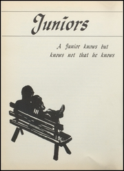 Page 16, 1954 Edition, Jackson Center High School - Jaguar Yearbook (Bluffton, IN) online yearbook collection
