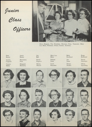 Page 17, 1954 Edition, Jackson Center High School - Jaguar Yearbook (Bluffton, IN) online yearbook collection