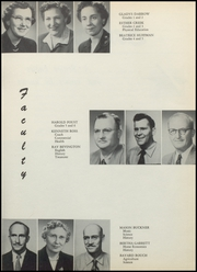 Page 7, 1954 Edition, Jackson Center High School - Jaguar Yearbook (Bluffton, IN) online yearbook collection