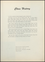 Page 9, 1954 Edition, Jackson Center High School - Jaguar Yearbook (Bluffton, IN) online yearbook collection