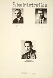 Page 10, 1953 Edition, Rock Creek High School - Aceonean Yearbook (Huntington, IN) online yearbook collection