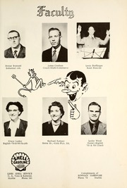 Page 11, 1953 Edition, Rock Creek High School - Aceonean Yearbook (Huntington, IN) online yearbook collection