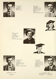 Page 16, 1953 Edition, Rock Creek High School - Aceonean Yearbook (Huntington, IN) online yearbook collection