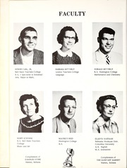 Page 12, 1958 Edition, Rock Creek High School - Aceonean Yearbook (Huntington, IN) online yearbook collection