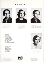Page 13, 1958 Edition, Rock Creek High School - Aceonean Yearbook (Huntington, IN) online yearbook collection