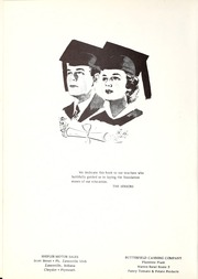 Page 6, 1958 Edition, Rock Creek High School - Aceonean Yearbook (Huntington, IN) online yearbook collection