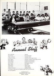 Page 7, 1958 Edition, Rock Creek High School - Aceonean Yearbook (Huntington, IN) online yearbook collection
