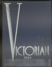 Page 1, 1939 Edition, South Bend Catholic High School - Victorian Yearbook (South Bend, IN) online yearbook collection
