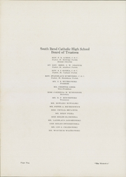 Page 10, 1939 Edition, South Bend Catholic High School - Victorian Yearbook (South Bend, IN) online yearbook collection
