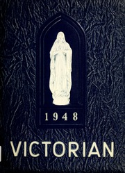 1948 Edition, South Bend Catholic High School - Victorian Yearbook (South Bend, IN)