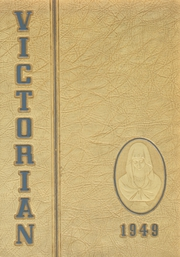 1949 Edition, South Bend Catholic High School - Victorian Yearbook (South Bend, IN)