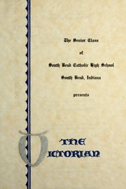 Page 5, 1953 Edition, South Bend Catholic High School - Victorian Yearbook (South Bend, IN) online yearbook collection