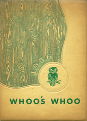 1956 Edition, Manilla High School - Whoos Who Yearbook (Manilla, IN)