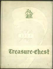Page 1, 1954 Edition, Noble High School - Treasure Chest Yearbook (Wabash, IN) online yearbook collection