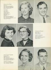 Page 13, 1954 Edition, Noble High School - Treasure Chest Yearbook (Wabash, IN) online yearbook collection
