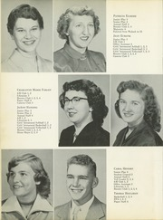 Page 14, 1954 Edition, Noble High School - Treasure Chest Yearbook (Wabash, IN) online yearbook collection