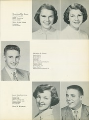 Page 17, 1954 Edition, Noble High School - Treasure Chest Yearbook (Wabash, IN) online yearbook collection