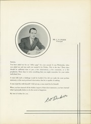 Page 9, 1954 Edition, Noble High School - Treasure Chest Yearbook (Wabash, IN) online yearbook collection