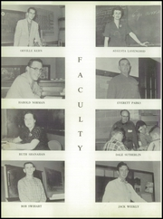 Page 10, 1957 Edition, Noble High School - Treasure Chest Yearbook (Wabash, IN) online yearbook collection