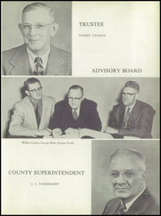 Page 7, 1957 Edition, Noble High School - Treasure Chest Yearbook (Wabash, IN) online yearbook collection