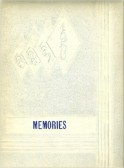 1956 Edition, Cromwell High School - Memories Yearbook (Cromwell, IN)