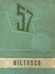 1957 Edition, Hillsboro High School - Hiltosco Yearbook (Hillsboro, IN)