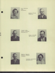 Page 13, 1949 Edition, Patriot High School - Patria Yearbook (Patriot, IN) online yearbook collection