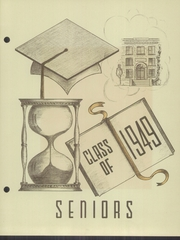 Page 15, 1949 Edition, Patriot High School - Patria Yearbook (Patriot, IN) online yearbook collection