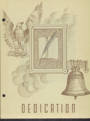 Page 5, 1949 Edition, Patriot High School - Patria Yearbook (Patriot, IN) online yearbook collection
