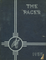 1955 Edition, McKinley High School - Pacer Yearbook (Winchester, IN)