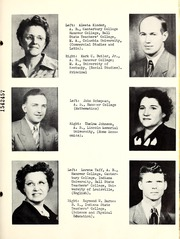 Page 11, 1951 Edition, Deputy High School - Memory Lane Yearbook (Deputy, IN) online yearbook collection